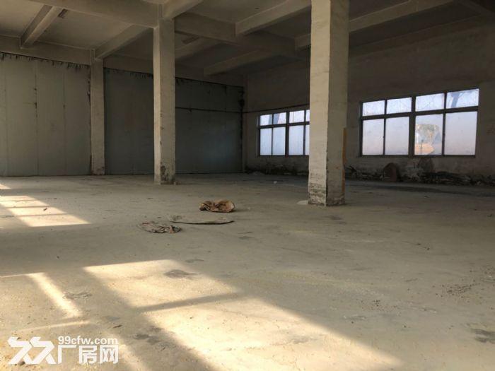 《房东直租》上海104板块1500㎡一楼厂房仓库出租可办环评-图(1)