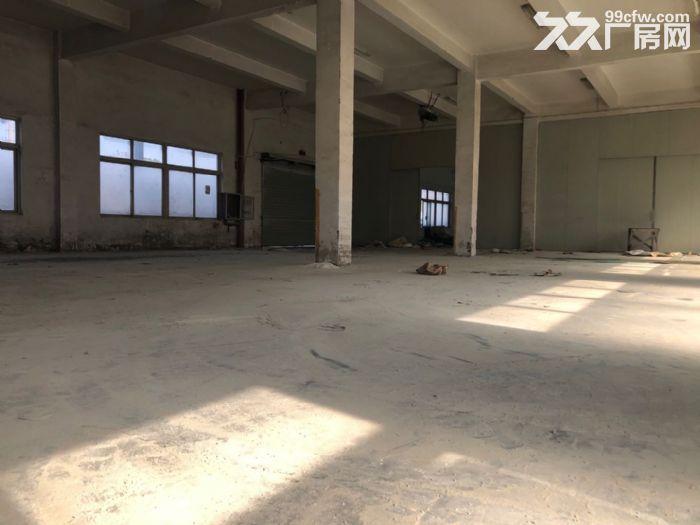 《房东直租》上海104板块1500㎡一楼厂房仓库出租可办环评-图(3)