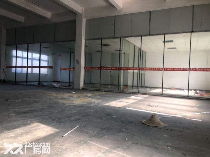 《房东直租》上海104板块1500㎡一楼厂房仓库出租可办环评-图(5)