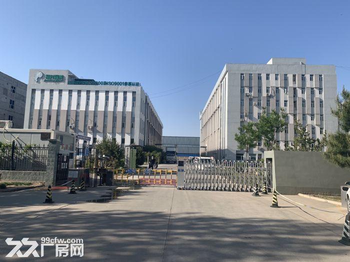 固安南区1500㎡−13000㎡厂房整租/分租-图(1)
