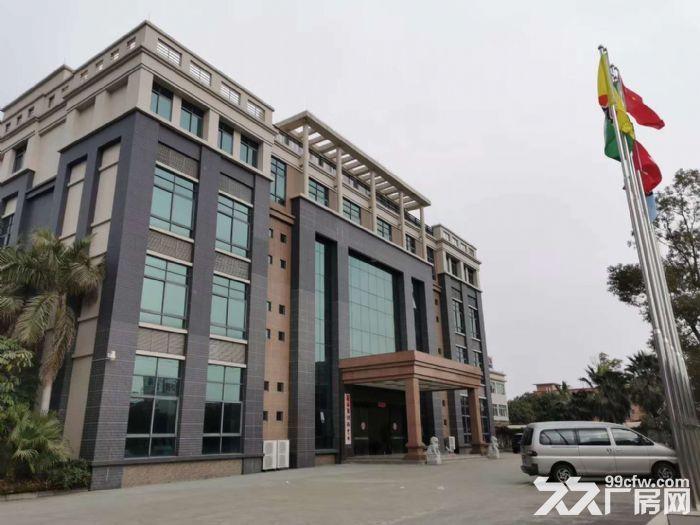 单一层34000平方厂房,适合印刷,五金喷粉、五金喷涂、酸洗等环评行业-图(1)