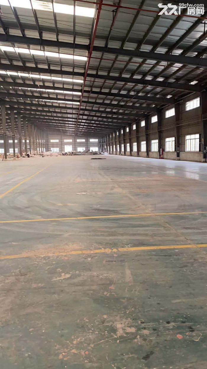 单一层34000平方厂房,适合印刷,五金喷粉、五金喷涂、酸洗等环评行业-图(3)