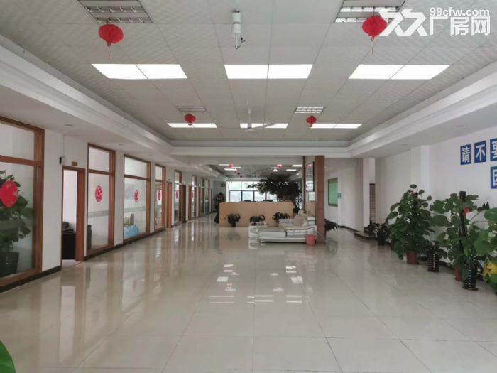 单一层34000平方厂房,适合印刷,五金喷粉、五金喷涂、酸洗等环评行业-图(5)
