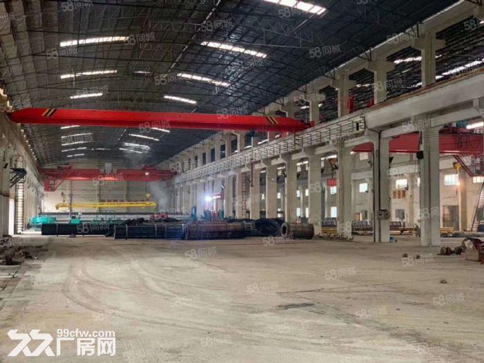 高明区富湾工业区独门独院6300方带航车厂房出租-图(1)