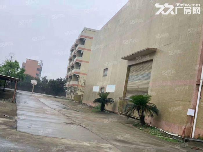 高明区富湾工业区独门独院6300方带航车厂房出租-图(5)