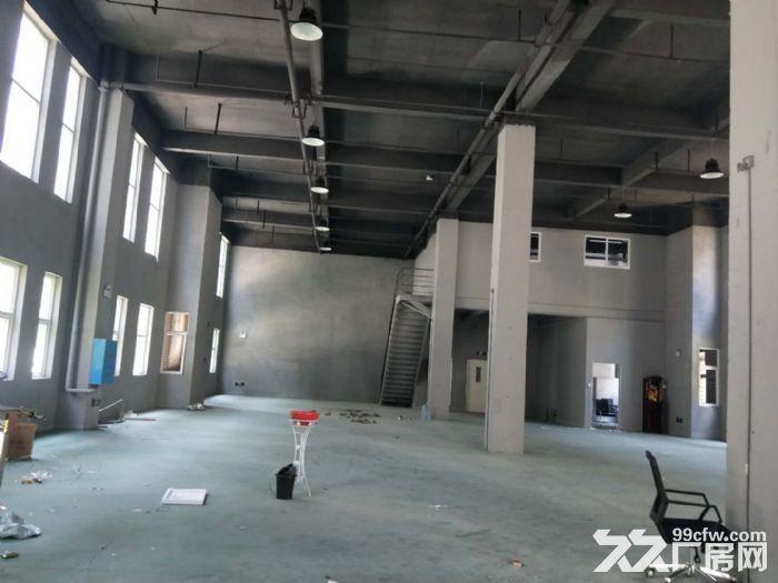3层独栋工业质性厂房仓库展厅1500平方米形象好~-图(1)