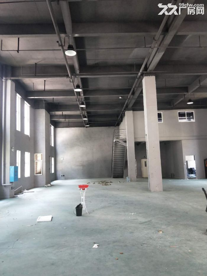 3层独栋工业质性厂房仓库展厅1500平方米形象好~-图(2)