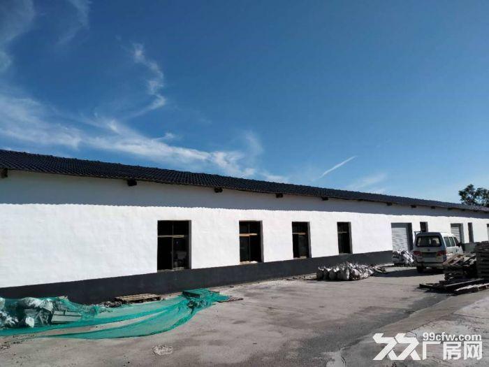 独门院700多平厂房带1500平方米大坪整体出租-图(1)