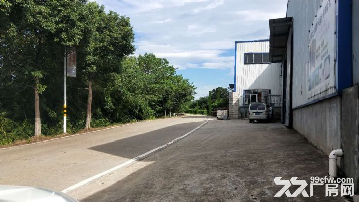 进大挂车钢构厂房1500平方米有产权-图(1)