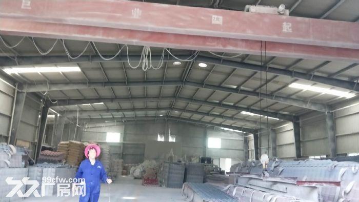 进大挂车钢构厂房1500平方米有产权-图(3)