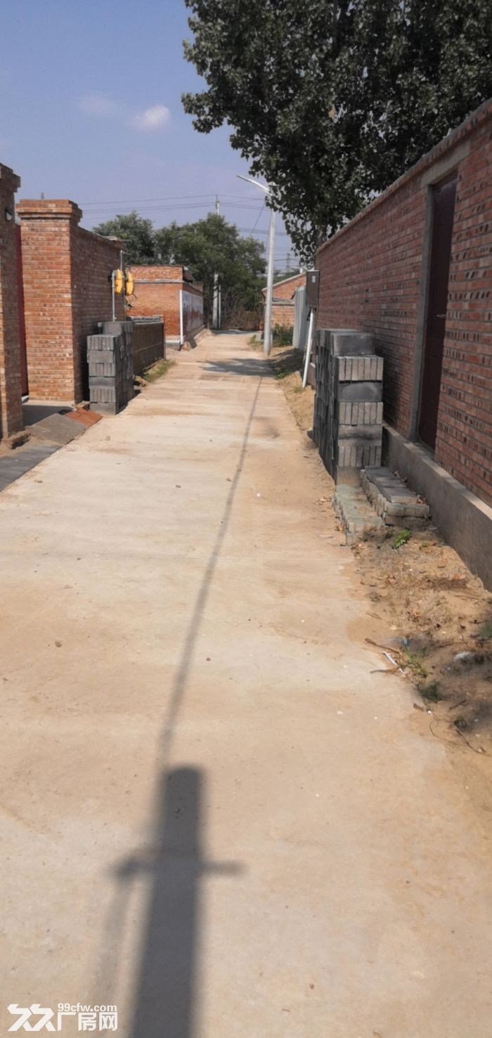 大厂县工业区南3亩地整洁大院-图(1)