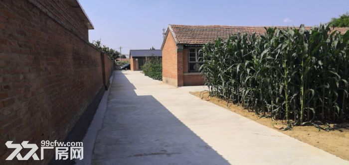 大厂县工业区南3亩地整洁大院-图(2)
