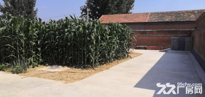大厂县工业区南3亩地整洁大院-图(5)