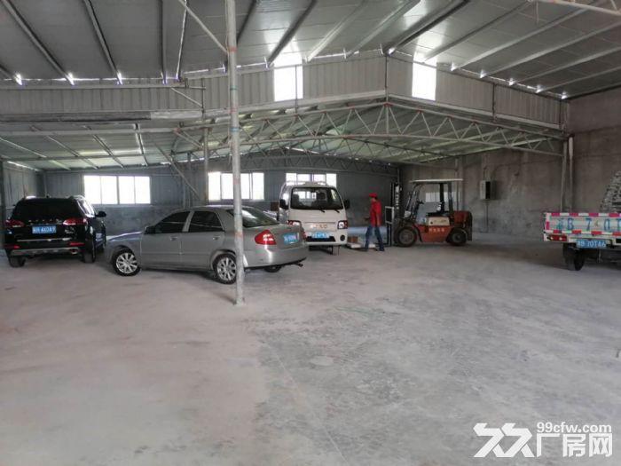 五乡工业区一楼560平米钢架厂房仓库出租-图(1)