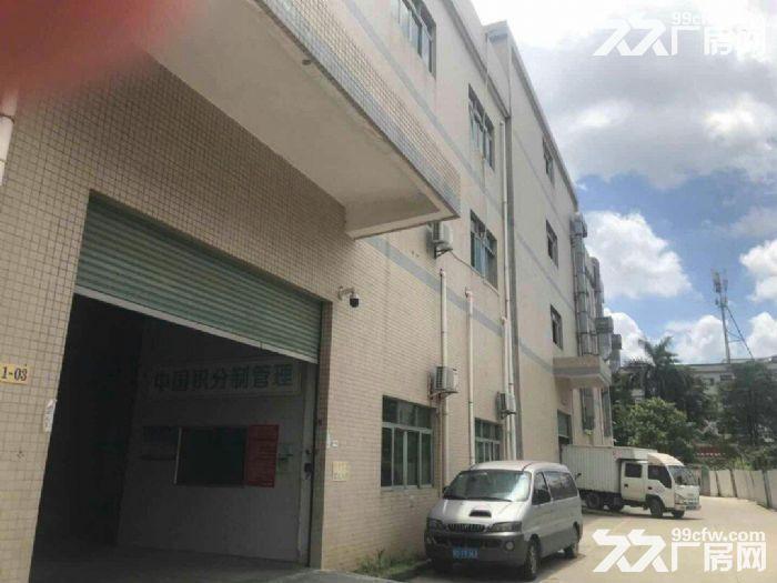 禅城石湾工业区独院标准厂房11700平,空地3500,带红本,易招工,交通便利-图(3)