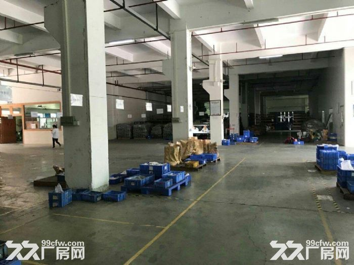 禅城石湾工业区独院标准厂房11700平,空地3500,带红本,易招工,交通便利-图(4)