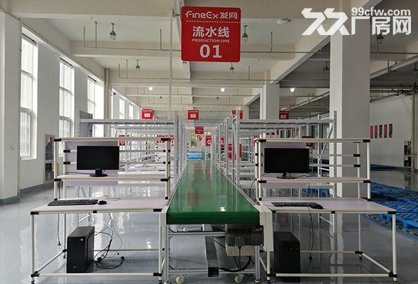 蚌埠仓储中心专业为电商淘宝提供仓配一体服务设备先进位置优越-图(4)
