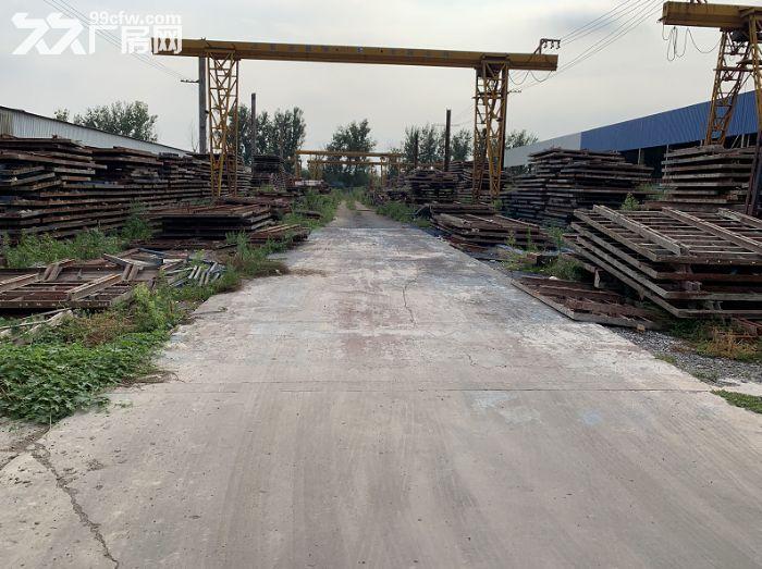 北京北三县燕郊20亩空地已硬化稳定不拆低价出租-图(1)