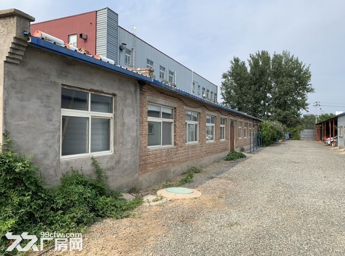 北京北三县燕郊20亩空地已硬化稳定不拆低价出租-图(2)