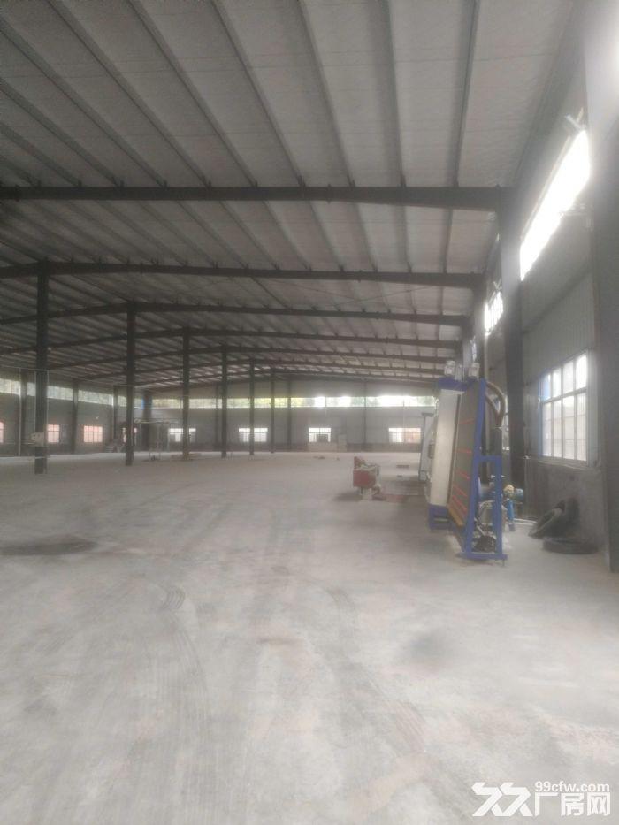 汽车南站周边标准钢结构厂房急租可做加工仓储-图(1)