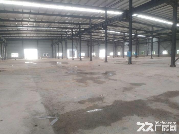 汽车南站周边标准钢结构厂房急租可做加工仓储-图(2)
