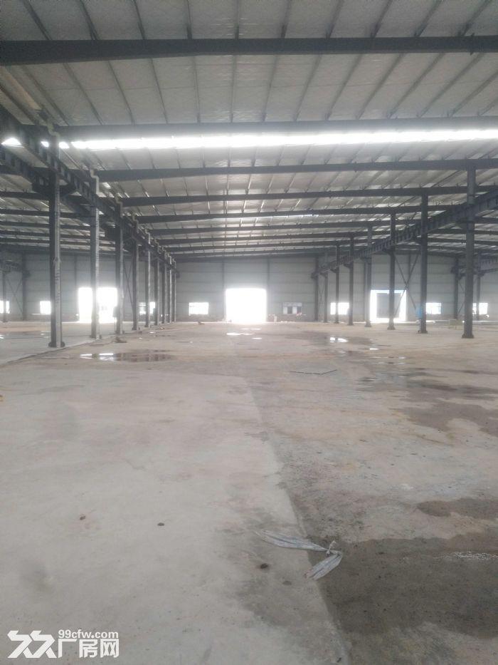 汽车南站周边标准钢结构厂房急租可做加工仓储-图(3)