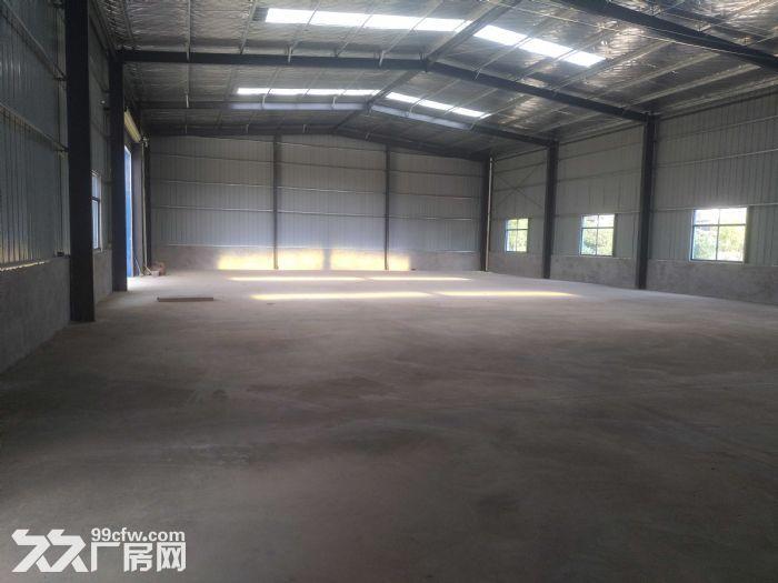 汽车南站周边标准钢结构厂房急租可做加工仓储-图(4)