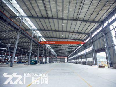 长兴画溪11000方单层厂房出租,层高9米,报价15元可以谈-图(1)