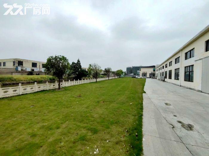 原房东直租丨青浦工业园区1750平独栋厂房空地大绿化适宜-图(2)
