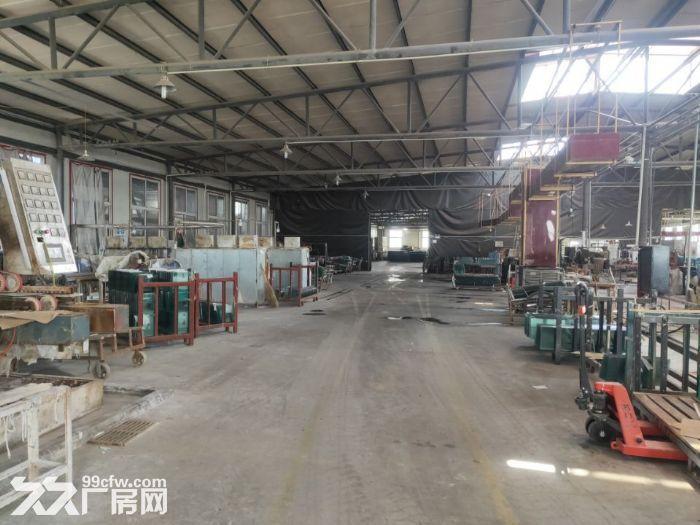 1200平砖木结构厂房出租-图(1)