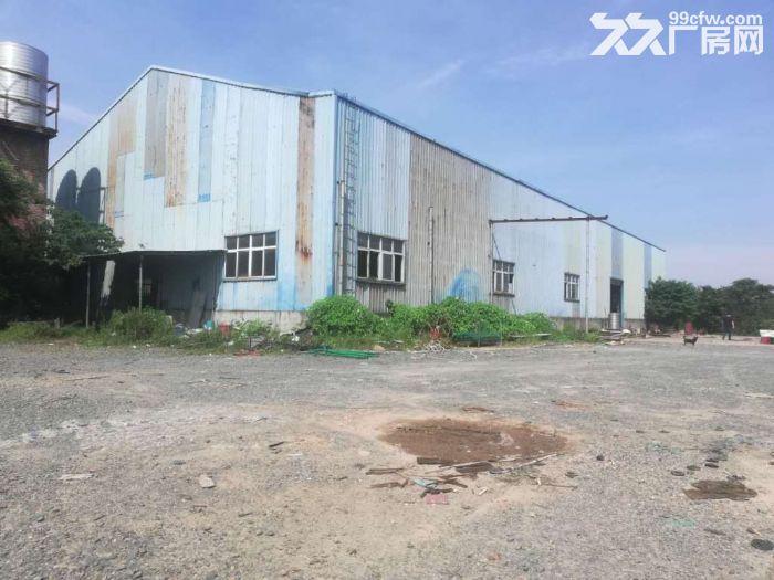 12亩独门院钢结构厂房2300平方米315专变-图(2)