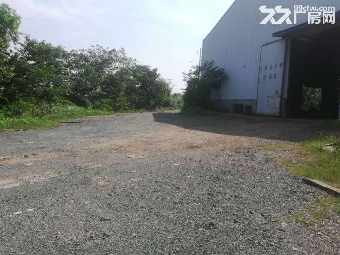 12亩独门院钢结构厂房2300平方米315专变-图(3)