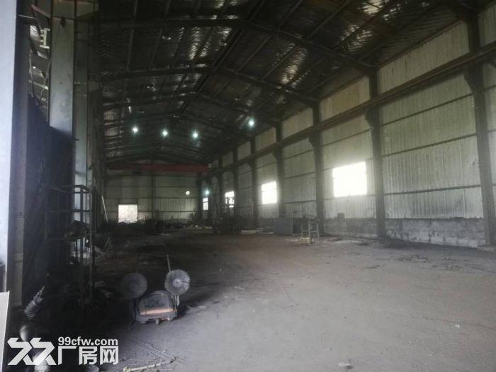 12亩独门院钢结构厂房2300平方米315专变-图(5)