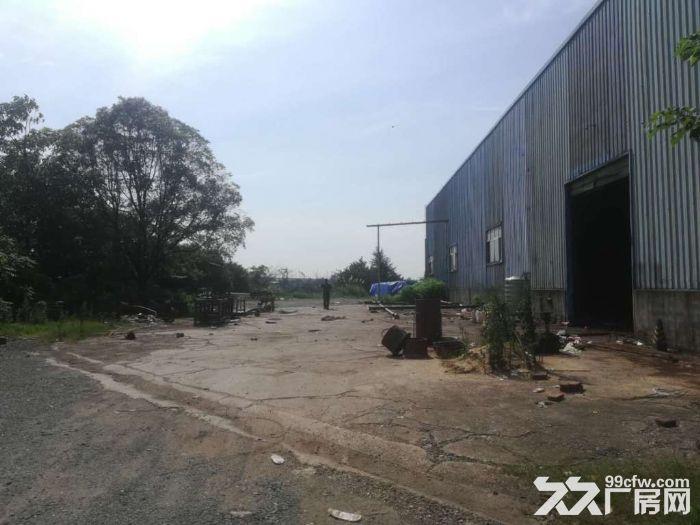 12亩独门院钢结构厂房2300平方米315专变-图(4)