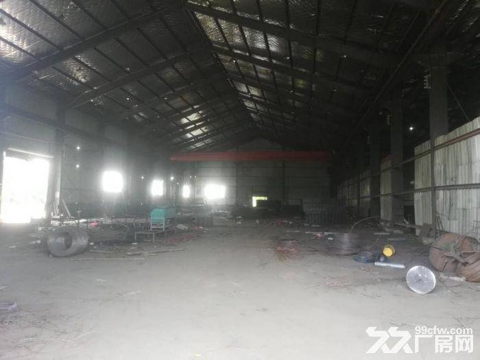 12亩独门院钢结构厂房2300平方米315专变-图(6)