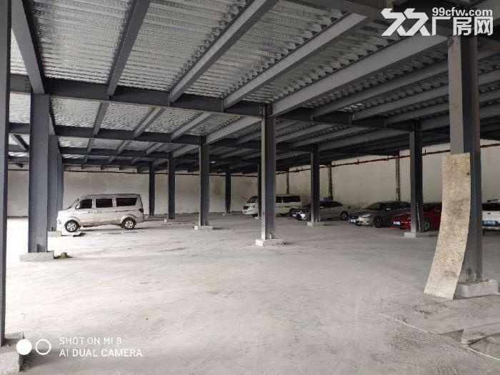 无居民钢构厂房4000平方米可分租-图(2)