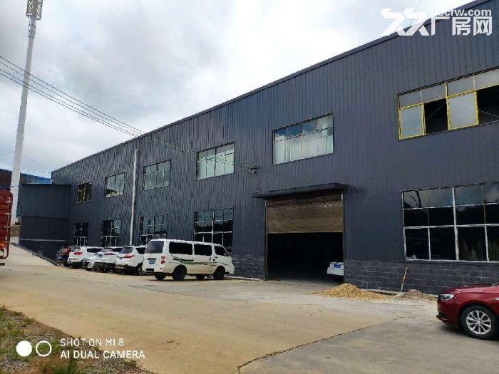 无居民钢构厂房4000平方米可分租-图(1)