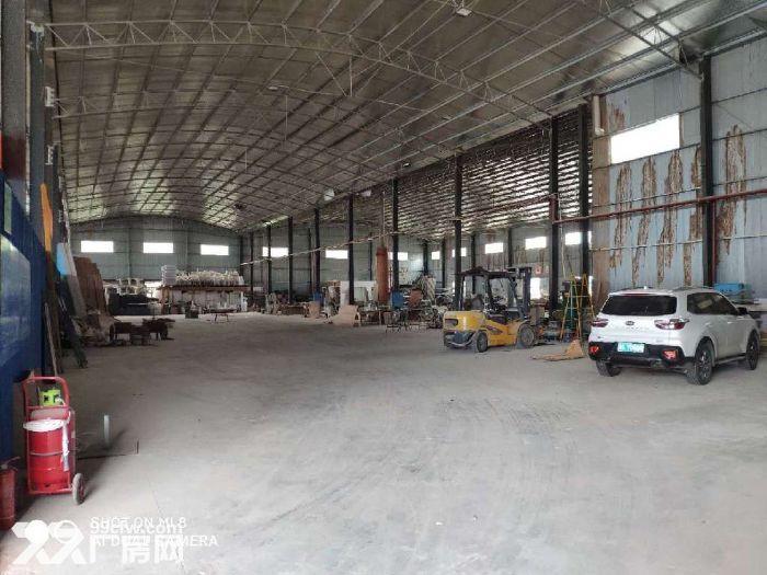 无居民钢构厂房4000平方米可分租-图(3)