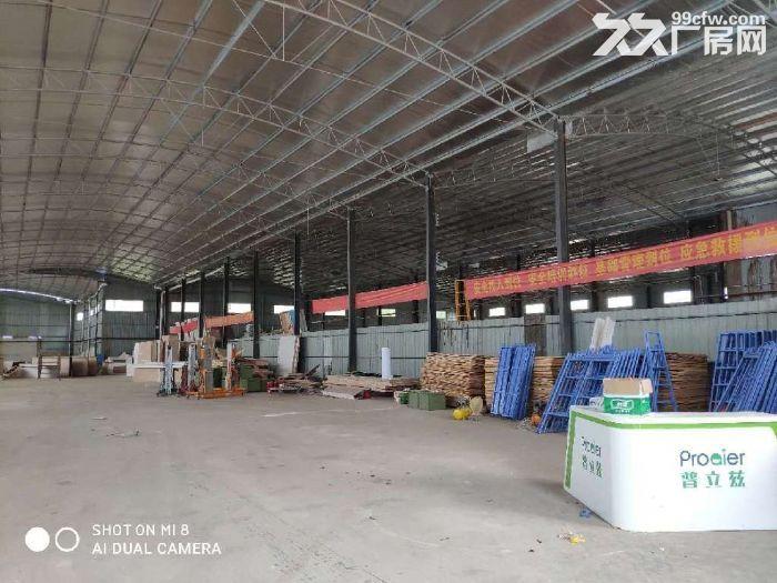 无居民钢构厂房4000平方米可分租-图(4)