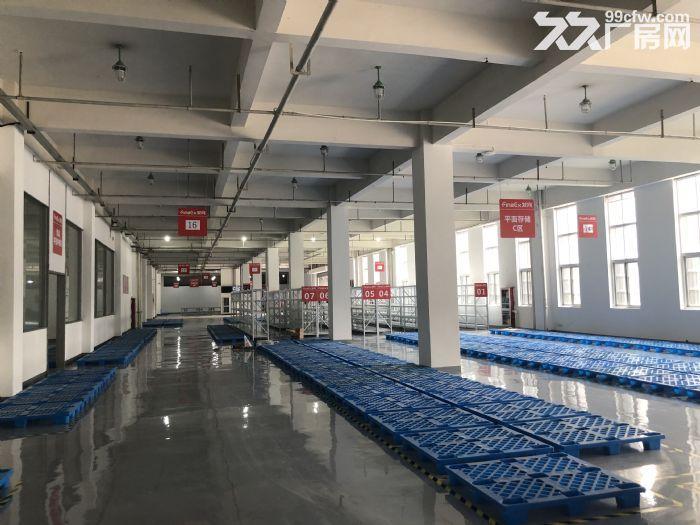 嘉兴速通云仓【出租】为提供电商企业仓储代发售后等服务-图(4)