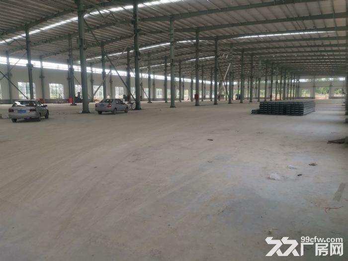2500−30000平方国标工业园区全新钢结构现房厂房对外出租配套齐全随时-图(3)