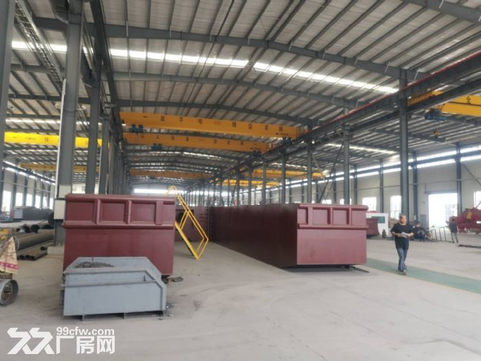 2500−30000平方国标工业园区全新钢结构现房厂房对外出租配套齐全随时-图(4)