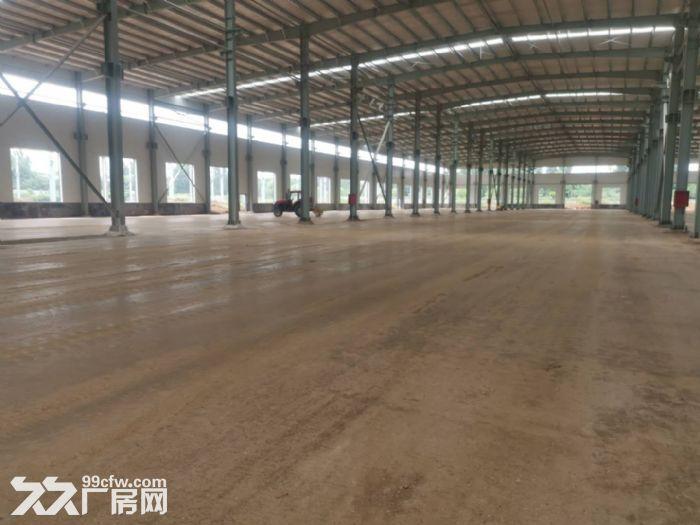 2500−30000平方国标工业园区全新钢结构现房厂房对外出租配套齐全随时-图(5)