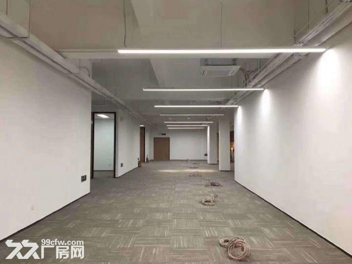 龙岗坂田地铁站附近独栋3115平精装办公厂房出租。-图(6)