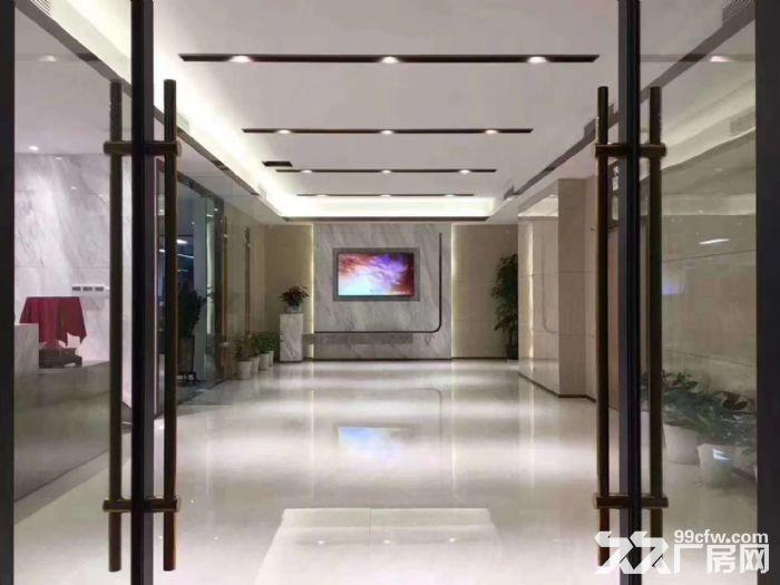 龙岗坂田地铁站附近独栋3115平精装办公厂房出租。-图(7)