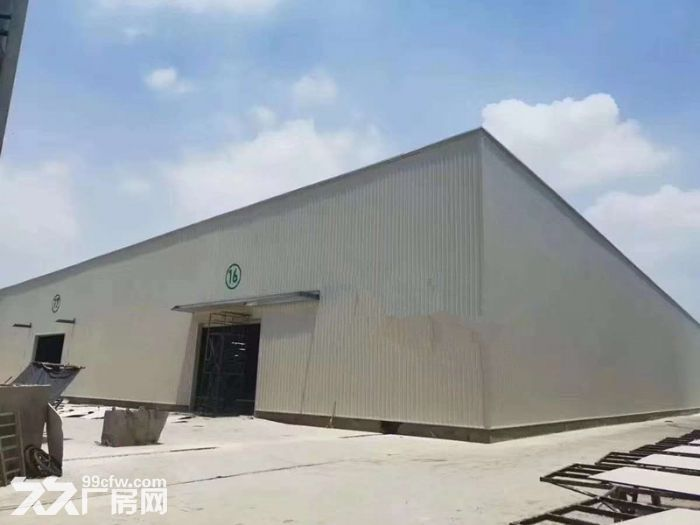 官桥沿街标准厂房招租-图(1)