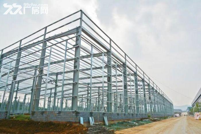 全新钢结构现房厂房对外出租环评安评等一切手续包办配套齐全环境优美-图(2)