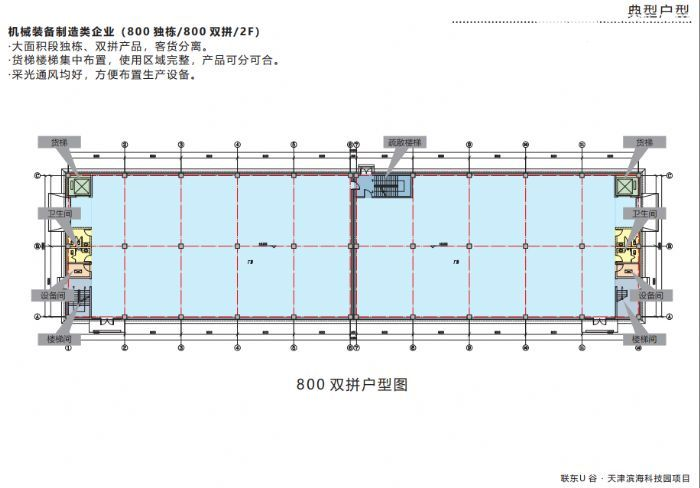 【售大产权厂房】层高8.1米,滨海高新区欢迎您,享政策,可贷款,能环评!-图(5)