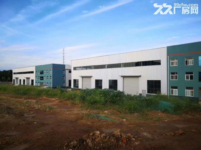 5000平方机械制造工业园区全新钢结构厂房出租环评安评等一切手续包办-图(2)