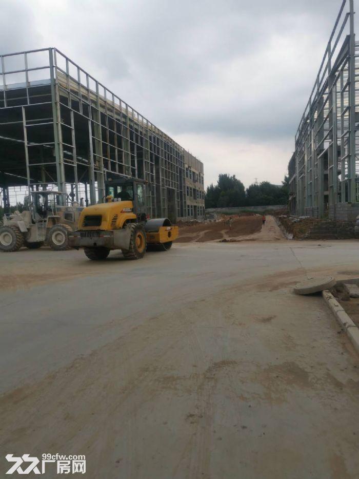 5000平方机械制造工业园区全新钢结构厂房出租环评安评等一切手续包办-图(4)